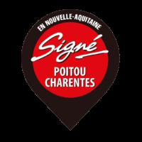 Logo Signé Poitou Charentes en Nouvelle-Aquitaine