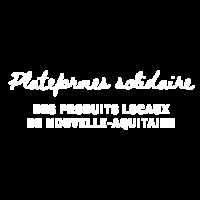 Logo Plateforme Solidaire des produits de Nouvelle-Aquitaine