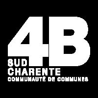 Logo 4b sud charente