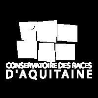Logo conservatoire des races aquitaines